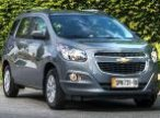 CHEVROLET Spin LTZ AT 7 as