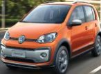 VOLKSWAGEN Up! high up!