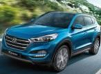 HYUNDAI Tucson Turbo 4WD AT